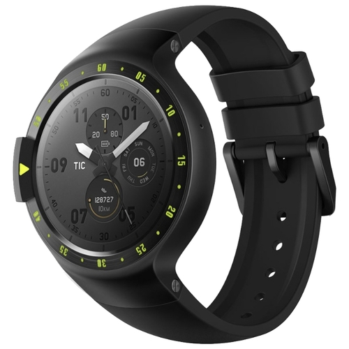 Умные часы c GPS Ticwatch Sport night